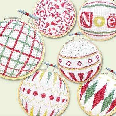 Les Boules de Noël 2 N038 Lilipoints