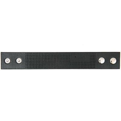 Bracelet à Broder Noir 3cm Rico Design