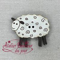 Mouton de Côté CA-35 - Atelier Bonheur du jour