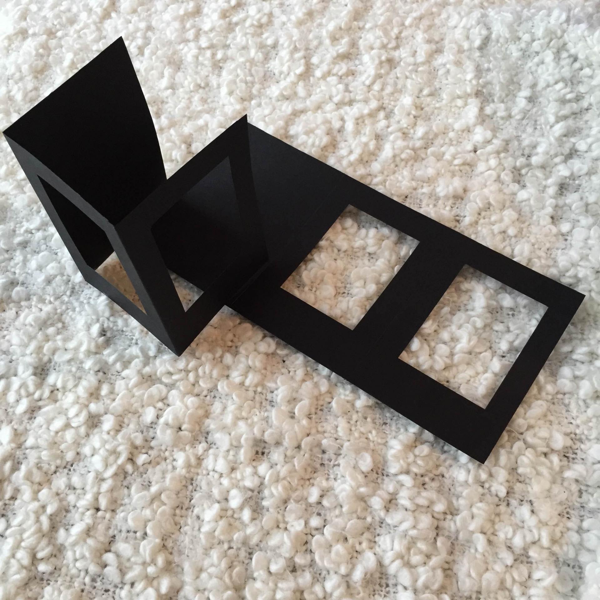 Carte noire 2 fenetres