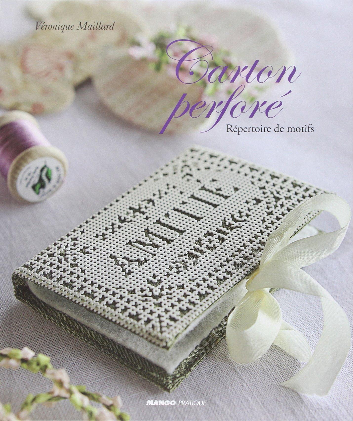 Carton perfore