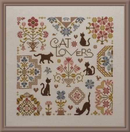 Cat lovers qc48