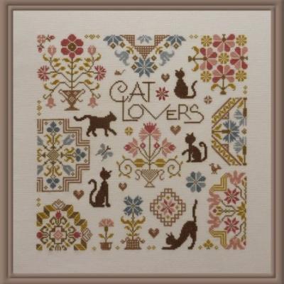 Cat Lovers QC46 Jardin Privé
