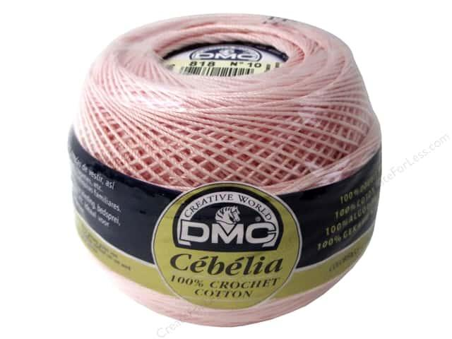 Cebelia dmc 10 couleur 818