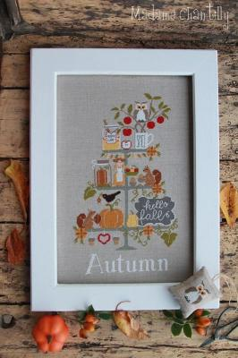 Celebrate autumn Madame Chantilly