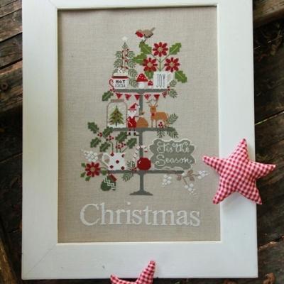 Celebrate Christmas Madame Chantilly