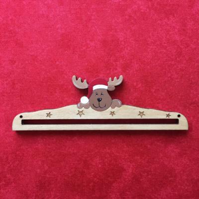 Cintre Renne de Noël 14cm