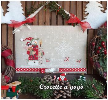 Christmas friends crocette a gogo 1