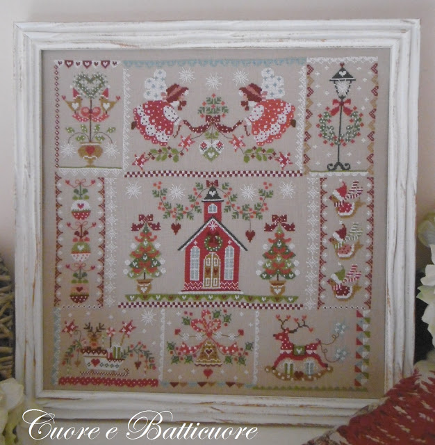 Christmas in quilt 013