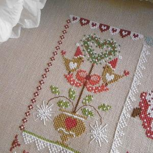 Christmas in quilt 062