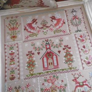 Christmas in quilt 067