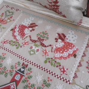 Christmas in quilt 072