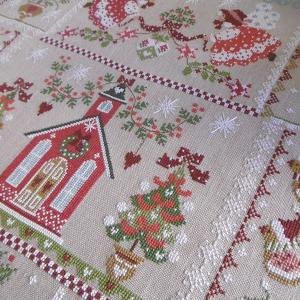 Christmas in quilt 080