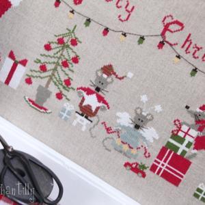 Christmas mouses 1
