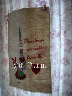 Christmas presents Lilli Violette
