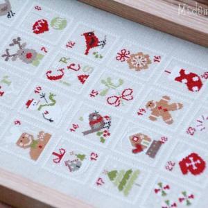 Christmas stamps 3