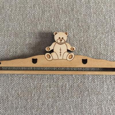 Cintre Ourson 11-13-16 et 20cm