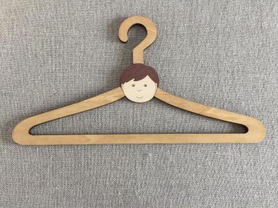 Mini Cintre Petit garçon 5cm