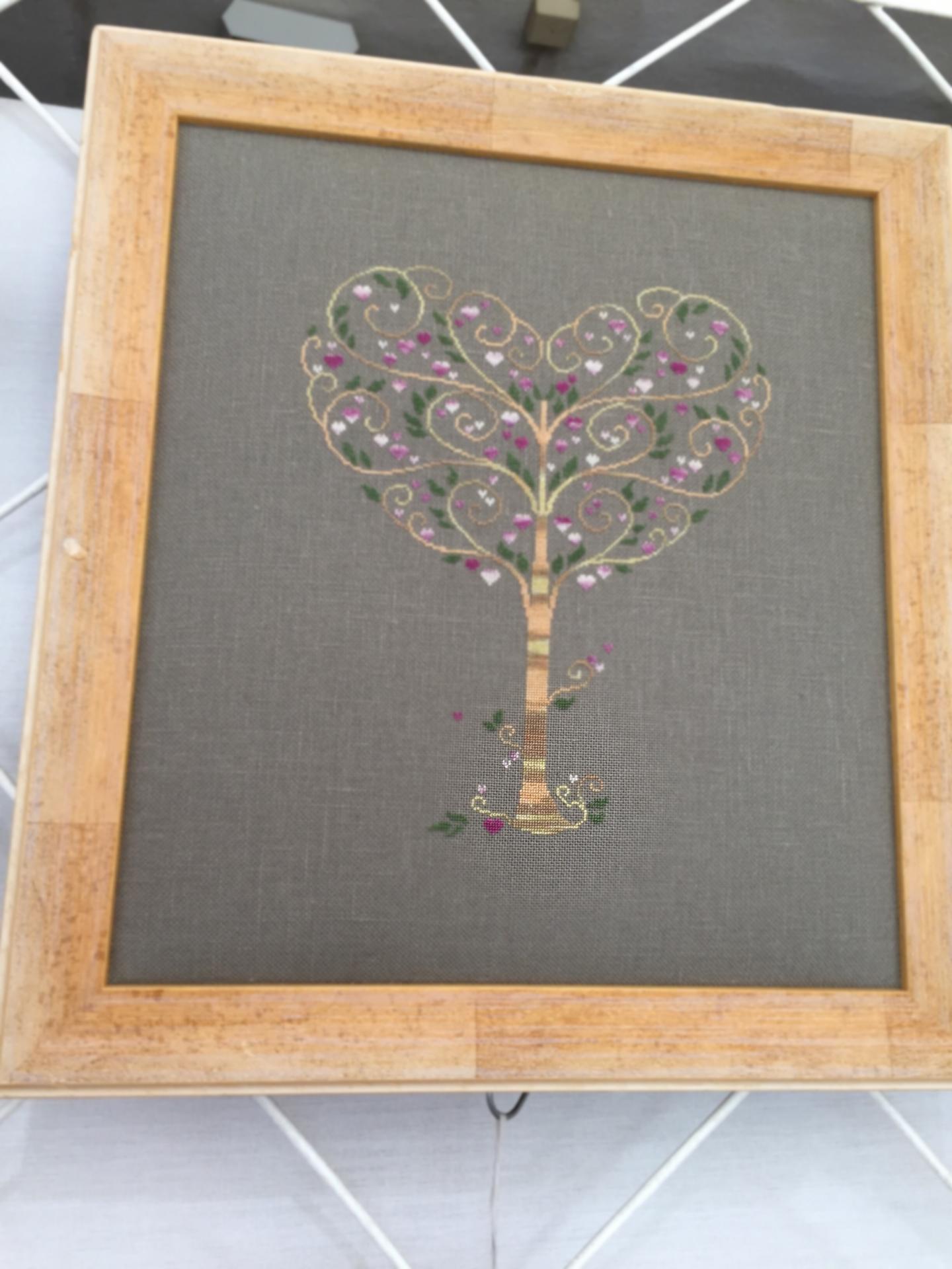 Coeur d arbre