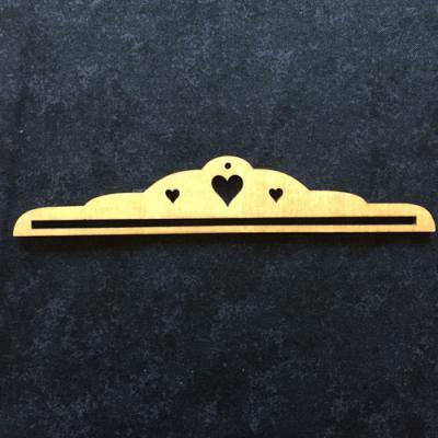 Cintre Coeur 15cm