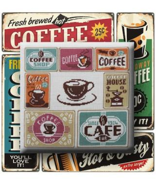Coffe Shop 1050 Au Fil de Martine