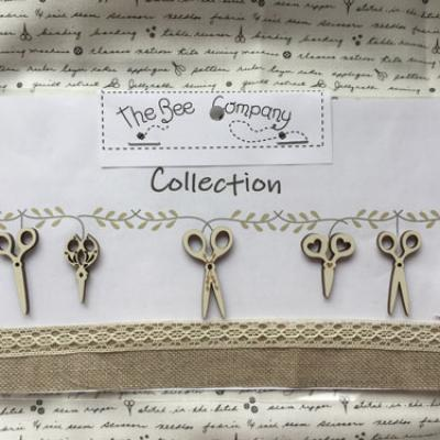 Collection Ciseaux TB13CC - The Bee Company
