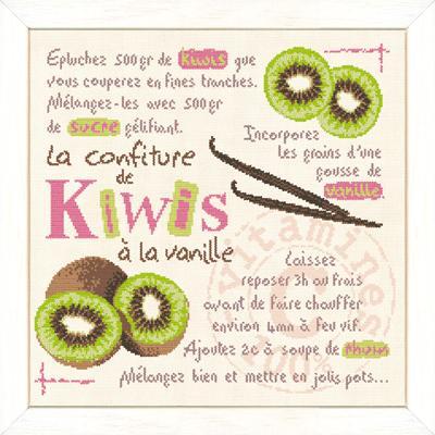 Confiture de Kiwis G026 Lilipoints