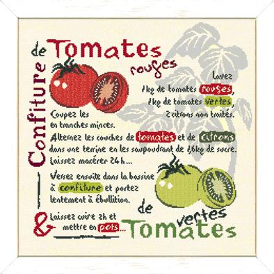 Confiture de Tomates G003 Lilipoints
