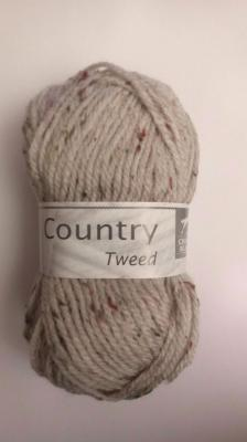 Country Tweed - Mastic Coloris 038