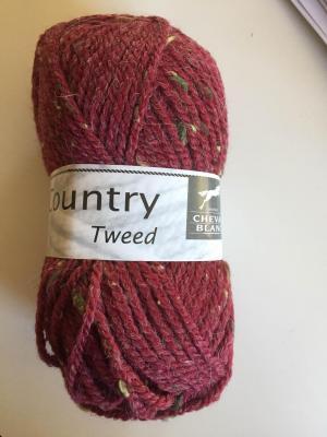 Country Tweed - Brique 153
