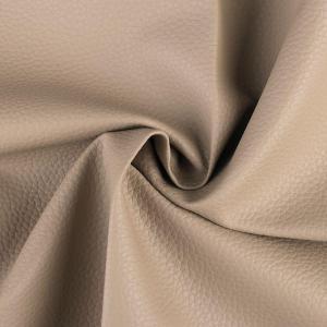 Coupon simili cuir beige 50x70 cm