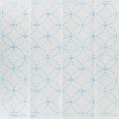 Coupon Tissu Sashiko Blanc Les 7 trésors