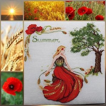 Summer   CV120  Serinità di Campagna