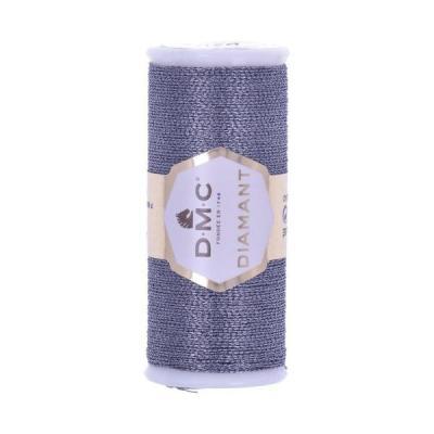 Fil à broder diamant DMC 380B D317 Gris Anthracite