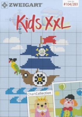 Livre N°104/283 Zweigart Kids XXL