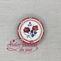 Rond Cibon DI-23 - Atelier Bonheur du jour