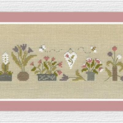 Harmonie de Fleurs DM34 Jardin Privé