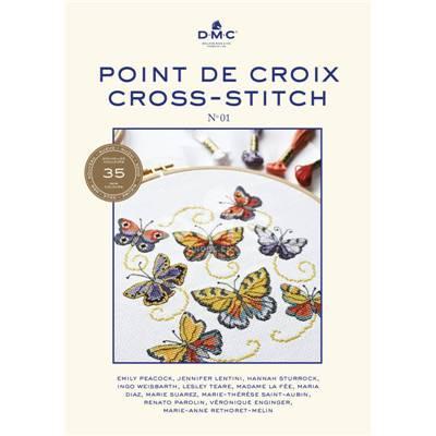 Point de Croix n°1 Livre DMC 15480/22
