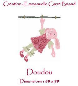 Doudou DDO01 Alice and Co