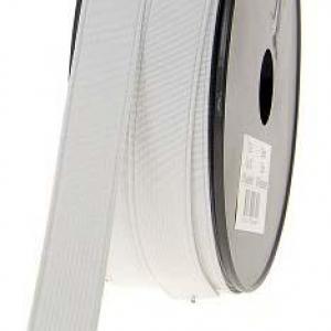 Elastique cotele blanc 20 mm
