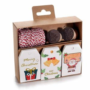 Etiquettes pour cadeaux 4