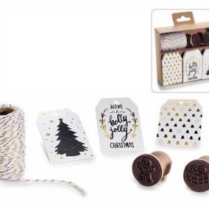Etiquettes pour cadeaux de