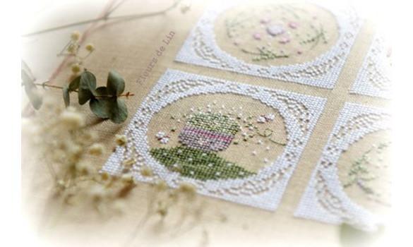 Feerie de printemps fleurs de lin 4