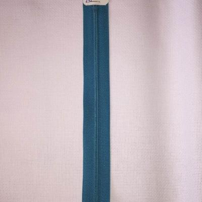 Fermeture eclair turquoise