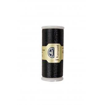 Fil à Broder DMC Diamant Art. 380B D310 Noir