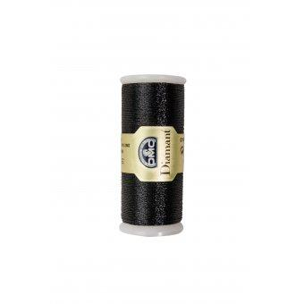 Fil à broder diamant DMC 380B D310 Noir