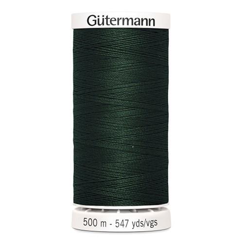 Fil a coudre 100 polyester 500m coloris 472 guttermann