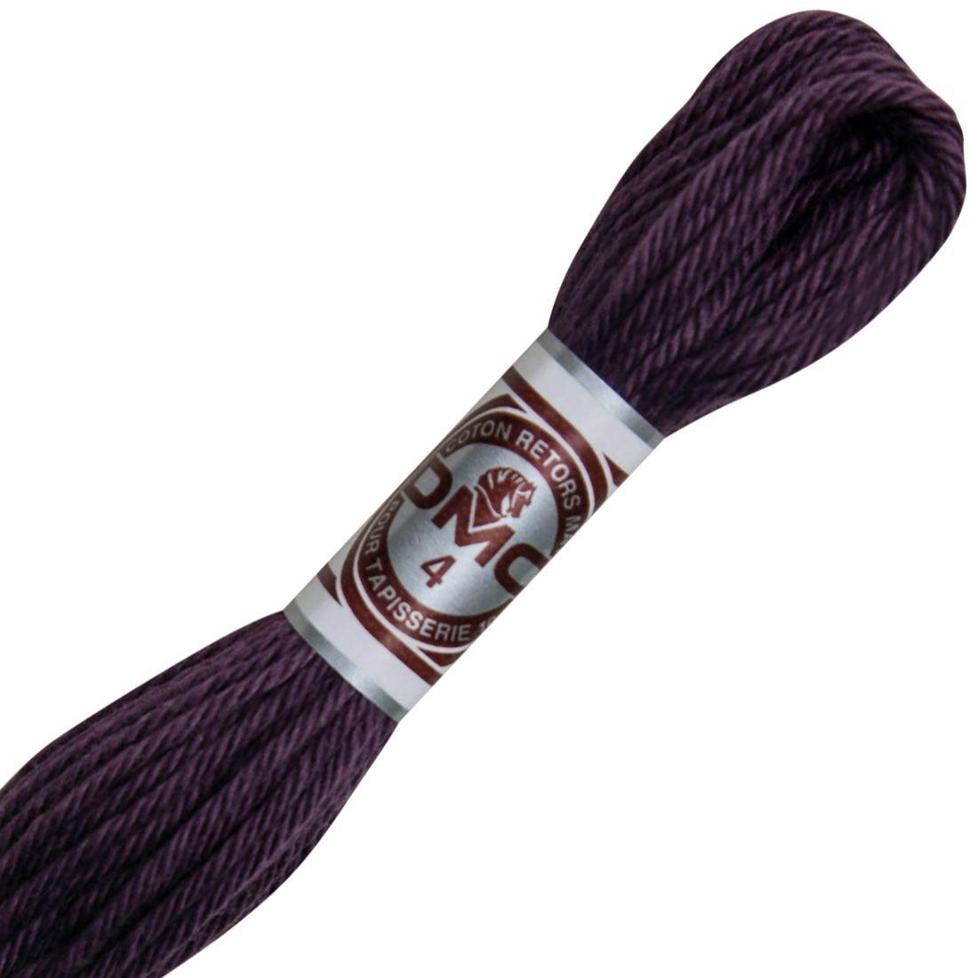 Fil retors mat canevas dmc n 2229 bleu violet