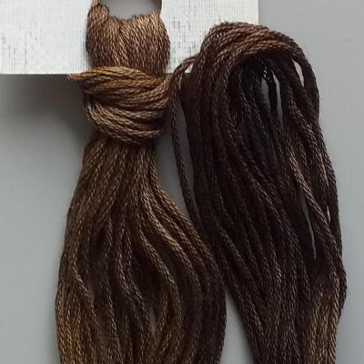 Fils à broder ATALIE - couleur Ethiopie