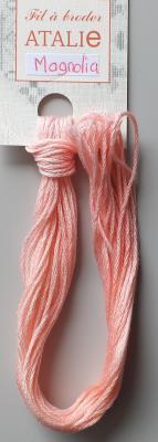 Fils à broder ATALIE - couleur Magnolia